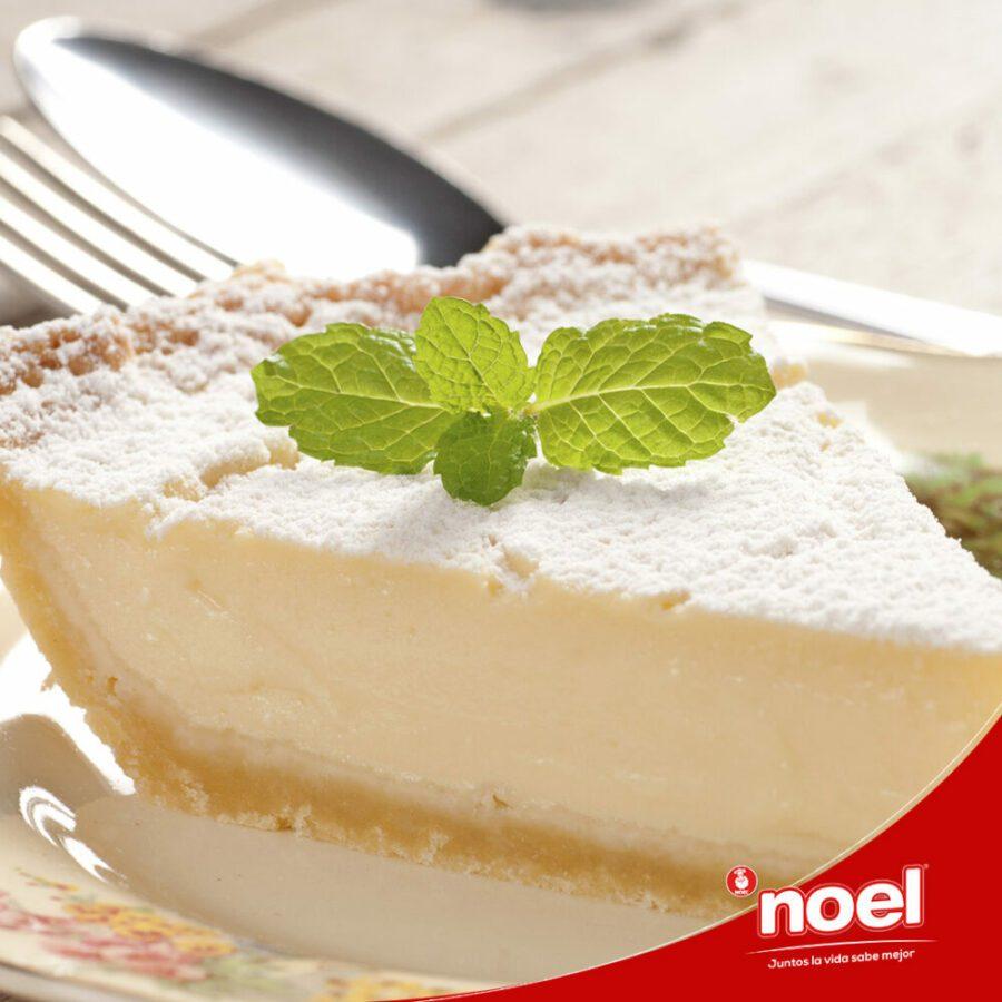Recetas Cenas Especiales Noel - Pie de limón